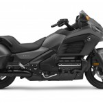 Honda Goldwing 2015 black