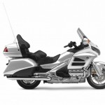 Honda Goldwing 2015 grey