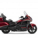 Honda Goldwing 2015 red