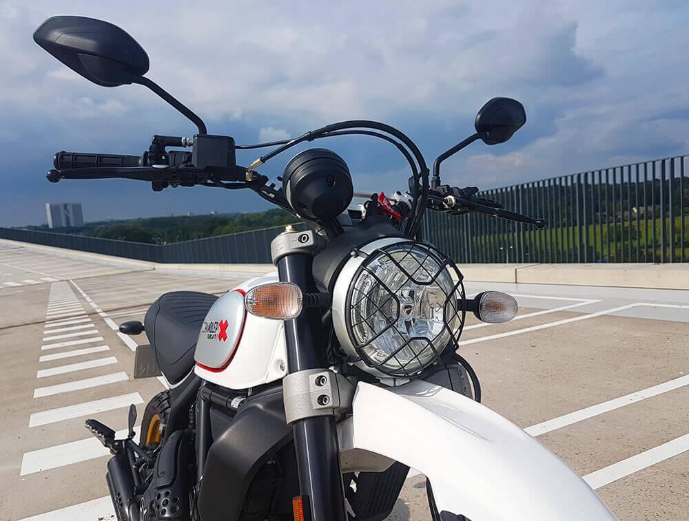 Ducati Scrambler Desert Sled review