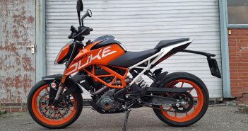 KTM Duke 390 review