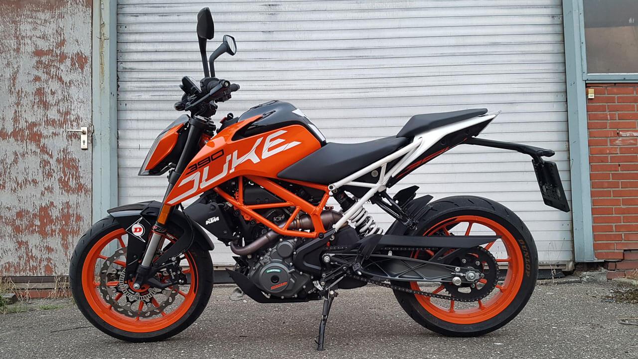 Ktm 390 Duke Review Dé A2 Rijbewijs Motor Motorfans Nl