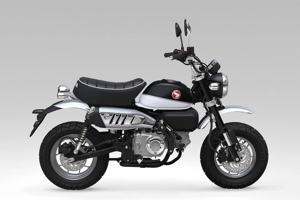 Honda monkey 2018 zwart