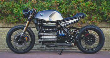 BMW K100 custom caferacer